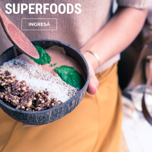 SUPERFOODS TITO